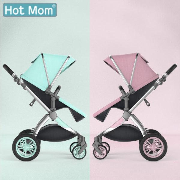 Коляска Hot Mom Light
