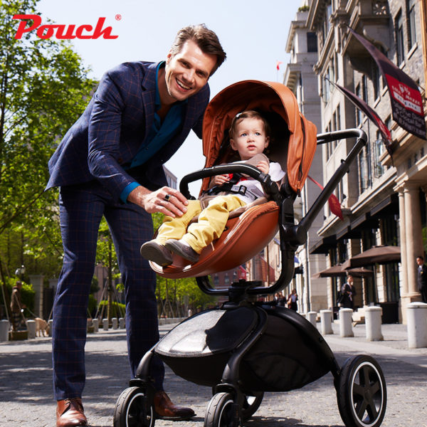 Коляска Pouch